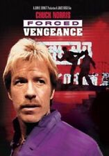 FORCED VENGEANCE (Chuck Norris)   -  DVD - UK Compatible - New & sealed