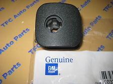Chevrolet Corvette Glove Box Compartment Release Handle Black OEM New 1997-2004