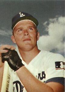 Bill Sudakis--Los Angeles Dodgers--5x7 Glossy Color Photo