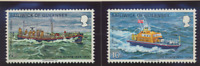 Guernsey (Great Britain Regional) Stamps Scott #91 To 94, Mint Never Hinged