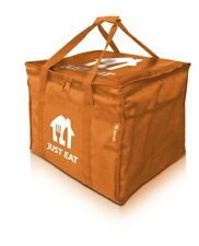 Large Just Eat Delivery Courier Insulated Thermal Food Bag