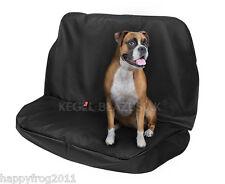 PET DOG CAT Elegant Cover for Rear Car Seat Safety Belts EcoLeather ORLANDO REAR