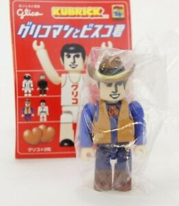 "Medicom Kubrick 3"" Cowboy Gilco With Card Toy Figure"