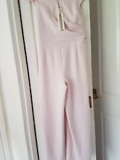 Coast Ali Bardot Jumpsuit Size 18 Shorter Length