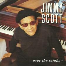 Jimmy Scott: [Made in Germany 2001] Over The Rainbow (Jazz)          CD