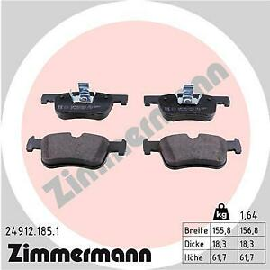 Front Brake Pads BMW 1 3 4 Series 34116850568