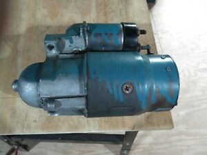 Cadillac Starter, 1968 To 1979  DeVille, Fleetwood 468, 500, 425 Engines Factory