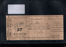 Europe Collectable Railway Tickets Tickets/Stubs