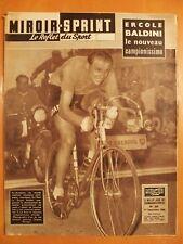 Miroir Sprint N° 639 du 1/9/1958-Ercole Baldini le nouveau campionissimo