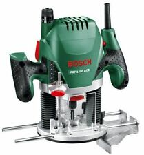 Bosch Plunge Power Tool Routers