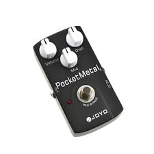 JOYO JF-35 Pocket Metal High Gain Guitar Effect Pedal