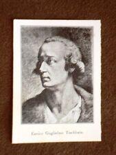 Pittore Johann Heinrich Wilhelm Tischbein detto il Tischbein di Goethe
