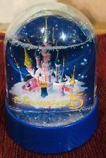Palla di Neve in Plastica Eurodisney Anni '90.