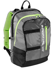 Tecnifibre Tour Atp BackPack Grey/Black/Green - Authorized Dealer - Reg $60