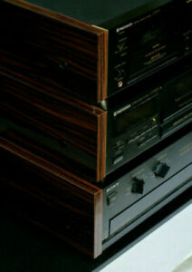 PIONEER Holzseiten Seitenteile DECK ct-777 CT-757 CT-737 CT-939 CT-959 900S