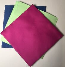 Large Ultra Fine Microfiber Cleaning Cloth for Lens Glasses and Screens 20 Pack