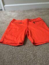 Michael Kors Women's Casual Shorts Sz 6 Orange Clothes