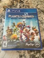 Plants vs. Zombies Battle for Neighborville Playstation 4 PS4 Brand New Sealed