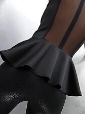 NEU 2017 HOHE FASHION GOLD Kette Schwarz Bluse Damen Shirt Hemd N95 Blouse L/XL