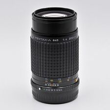 SMC Pentax-A 645 200mm f/4.0 Lens