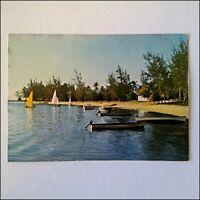 Mauritius Cannoniers' Point Club Mediterranee Postcard (P419)