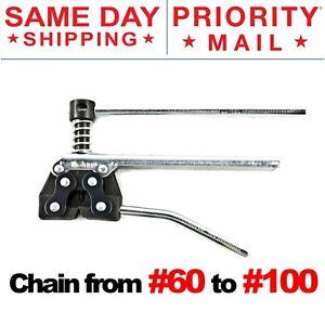 Roller Chain Cutter Breaker Detacher Splitter #60 - #100