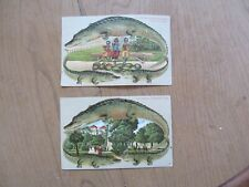 New ListingVintage Watermelon Feast Black Americana & St. Augustine Post Cards.