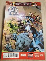 New Avengers #28 VF 2015 Marvel Comic Hickman Deodato