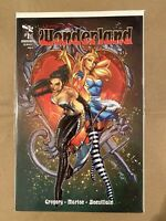 SOLD OUT: GRIMM FAIRY TALES WONDERLAND #1 - J. SCOTT CAMPBELL EXCLUSIVE VARIANT