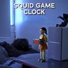 Squid Game 123 Baum Mann Figur Puppe Wecker Horror Sound Elektronische Geschenk