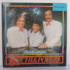 """Ricchi & Poveri – Piccolo Amore (Vinyl, 12"""", LP)"""