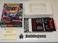 Ruiner Pinball Atari Jaguar Box & Manual Only NO GAME