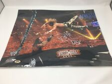 Shawn Michaels Signed / Autographed 16X20 WWE Photo MAB Hologram Wrestlemania 26