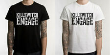 Killswitch Engage Shirt American Metalcore Music Band Black White T-shirt S-2XL