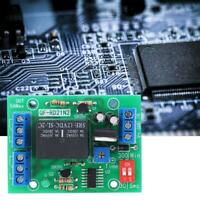 DC 12V DPDT 2CH Time Delay Relay Module Circuit Timer Timing Board OFF Switch