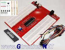 PicProtoBoard 18F – Kit di Prototipazione Rapida per MICROCHIP PIC