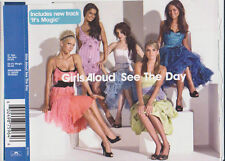 GIRLS ALOUD SEE THE DAY 2 TRACK CD SINGLE