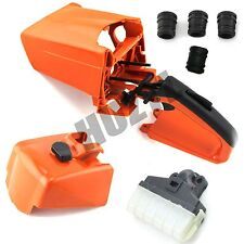 STIHL MS210 MS230 MS250 Rear Handle Top Shroud Air Filter Cover NEW