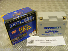 DYNAVOLT MGS12B4 Activated Battery Yt12b-4 Ducati Monster 750 2001