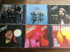 Bob Seger &Silver Bullet Band [6 CD Alben] Against Stranger Fire Live Like Night