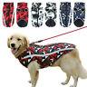 Waterproof Warm Winter Dog Coat Clothes Dog Padded Vest Pet Jacket Medium/ Large
