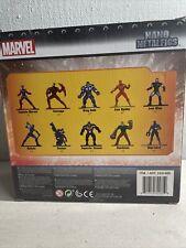 Marvel Nano Metalfigs 20 Blind Bags Figures Collectors Set Die-Cast Jada NEW