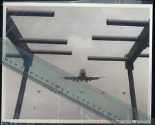 PHOTO PRESS original NORTHROP ILS airport landing system B737 - 200 LAX 25x20 aa