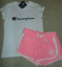~NWT Girls CHAMPION & JUSTICE Outfit! Size M/10 Super Cute:)!