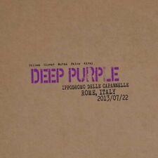 Deep Purple - Live in Rome 2013 - New Coloured Vinyl 3LP - in stock
