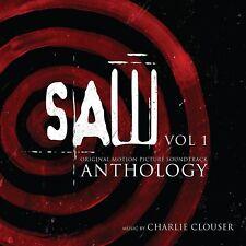 SAW ANTHOLOGY VOLUME 1 (MUSIQUE DE FILM) - CHARLIE CLOUSER (CD)