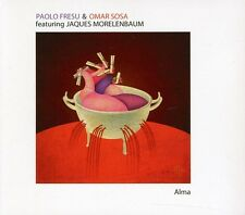 Omar Sosa, Paolo Fresu, Omar Sosa & Paolo Fresu - Alma [New CD] Jewel Case Packa