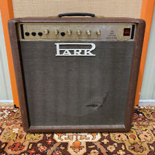 Vintage 1980 Park (Marshall) 30w Model 1292 1x12 Guitar Amplifier Combo RARE