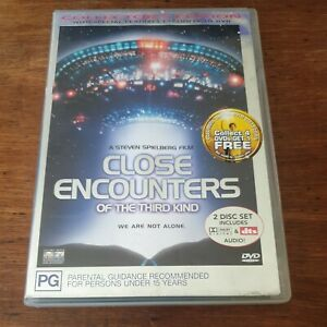 Close Encounters of the Third Kind Collectors Edition Fatpack Case R4 VERY GOOD