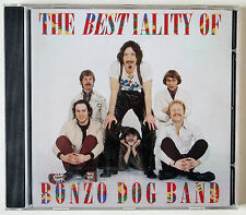 THE BESTIALITY OF BONZO DOG BAND / VIV STANSHALL / EMI 1990 / SEALED